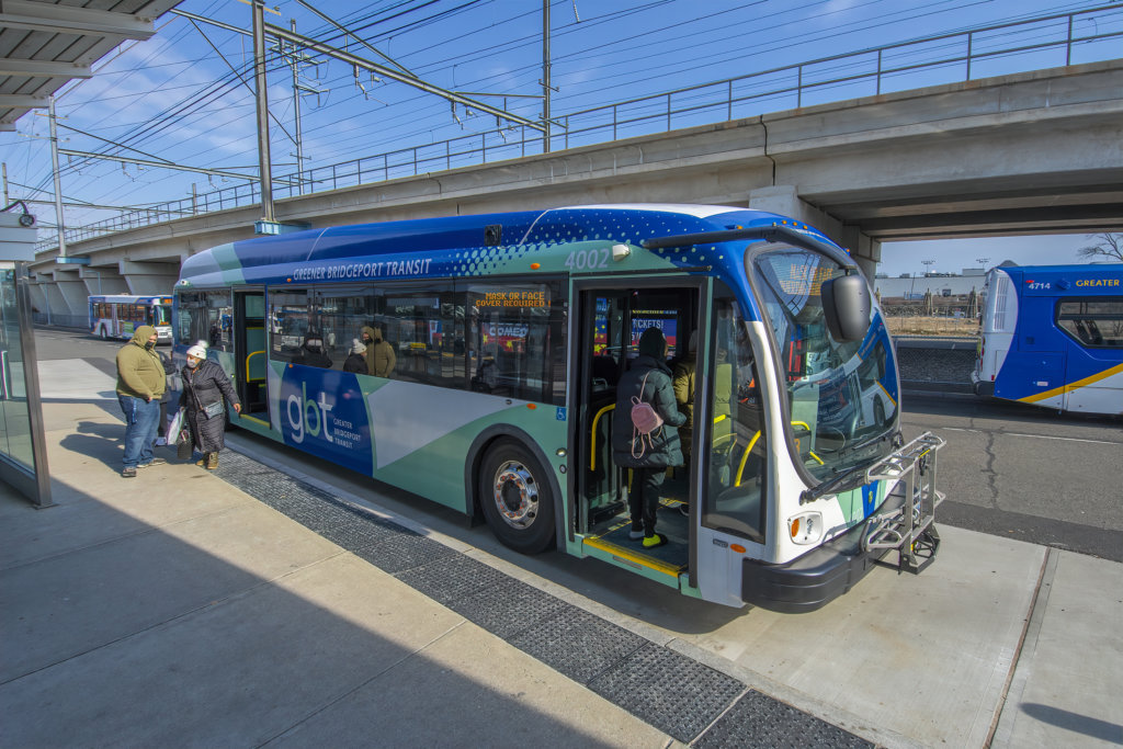 GBT Zero Emission Buses