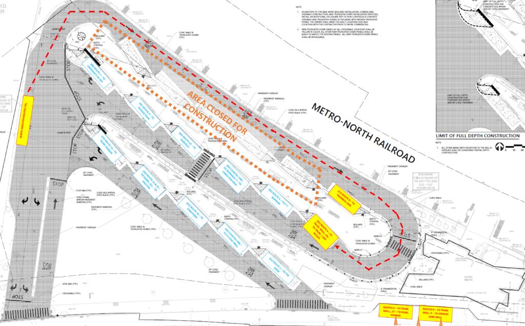 GBT Bus Station Map
