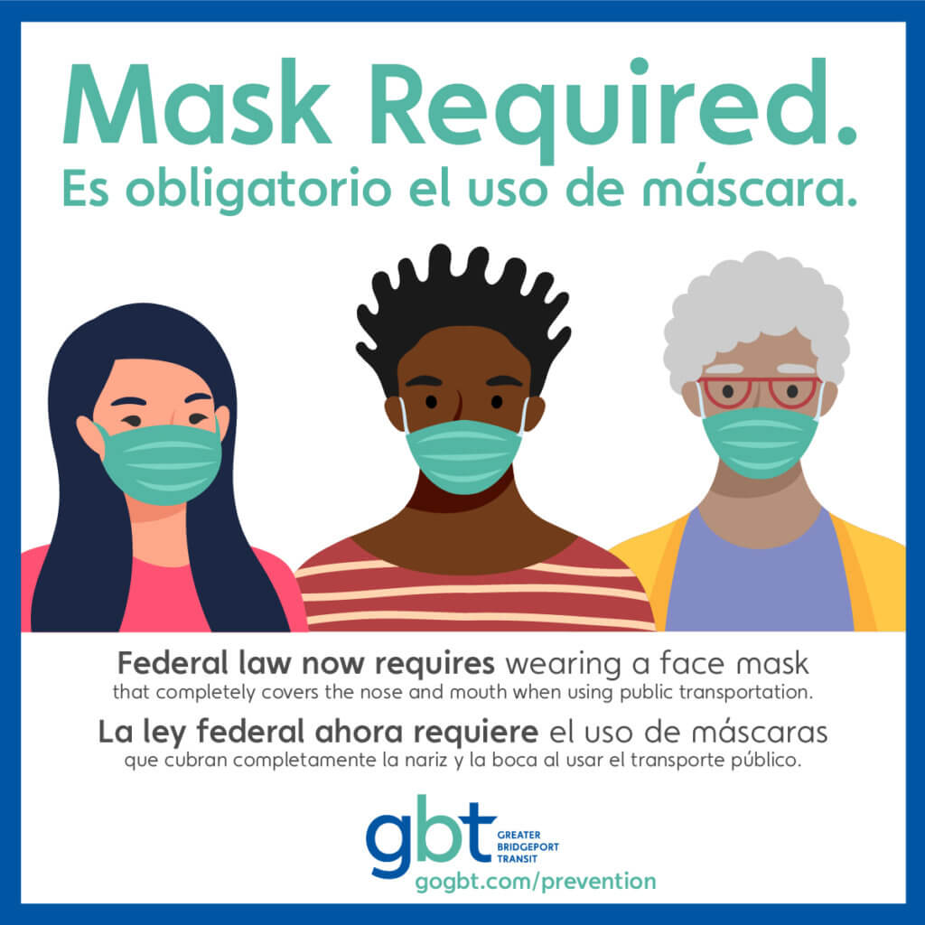 Mask Required.