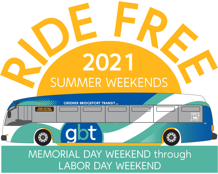 Ride Free with GBT - Summer Weekends 2021