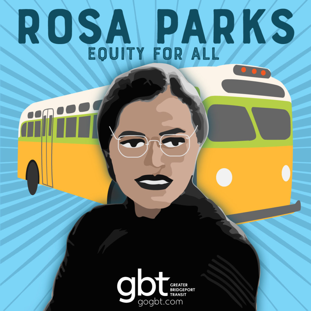 Rosa Parks - Equity for All