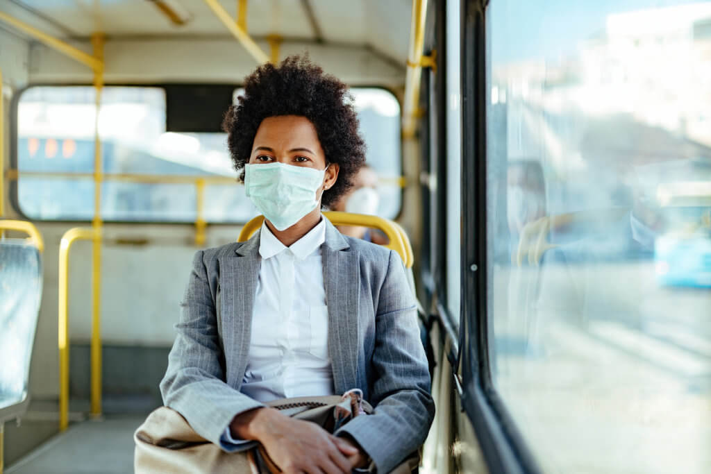 Wear A Mask. Protect Yourself. Protect Others. #InThisTogether